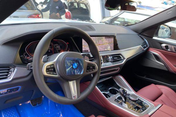 BMW X6 2020 Sport 5