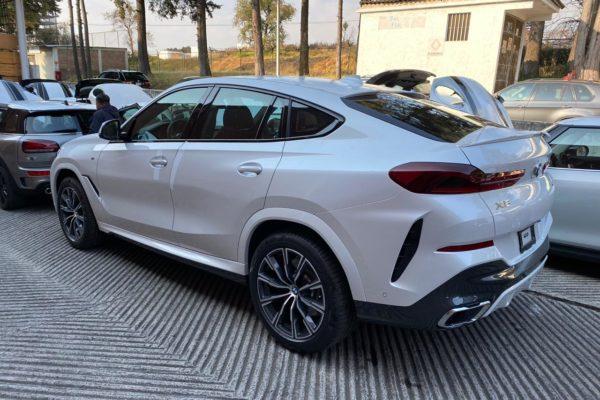 BMW X6 2020 Sport 7