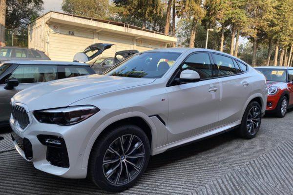 BMW X6 2020 Sport 8